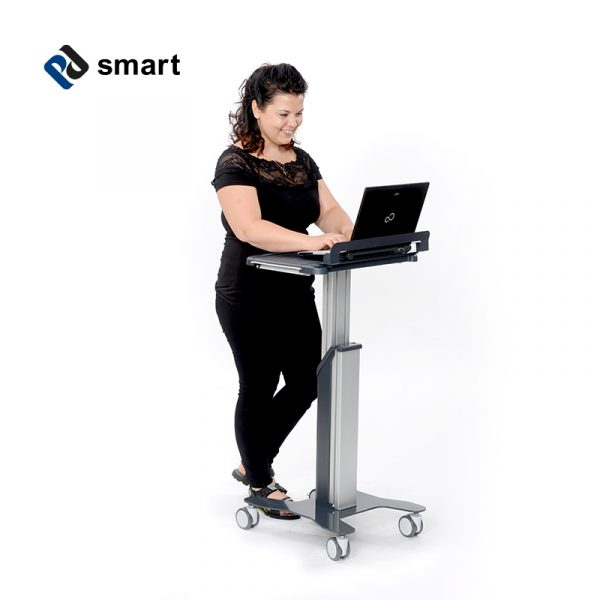 movable pc-stand, movable workstation, movable pc-rack, pc-station, mobile workingstation, mobile desk, movable table for laptop, mobile table for laptop, mobile table for pc, movable table for laptop, movable table for pc, mobile working, movable office, mobile office, ergonomic pc-table, ergonomic workstation, pc cart, laptop cart